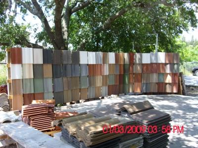 Tile Selection Roofrepairsonly Net Vero Beach Fl